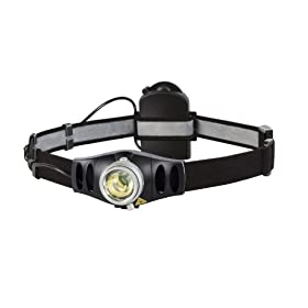 Coast LED Lenser 7498 Rechargeable Focusing LED Headlamp with VLT H7R