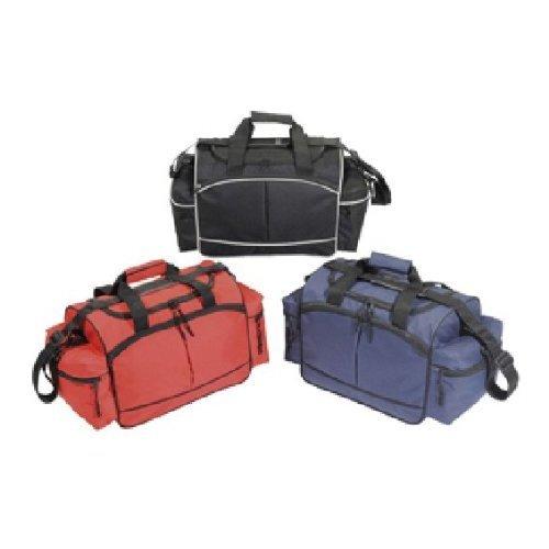 Kindersporttasche kleine Reisetasche Sporttasche-schwarz