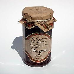 Les Confitures a lAncienne Fruit Jam, Fig, 270g