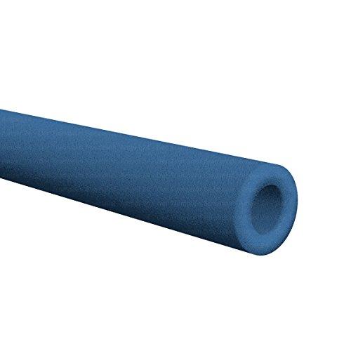 6 x Ersatz Schaumpolster für 3 Netzpfosten, blau -