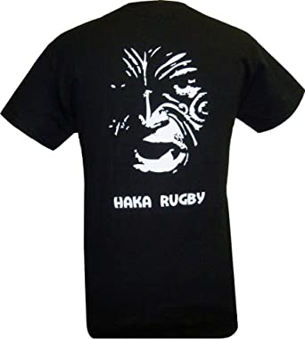 Buy Haka Rugby T-Shirt by Red Rhino Sports