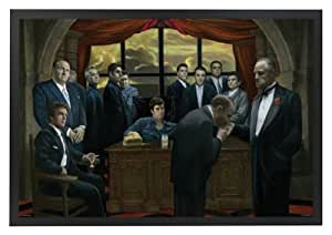 Amazon.com: Professionally Framed Gangsters Collage ...