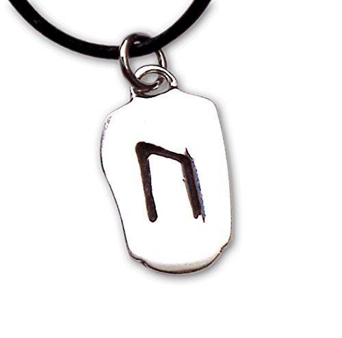 """etNox-ciondolo a forma di """"UR-anello"""" 925 argento (K5001)"""