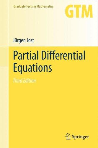Partial Differential Equations (Graduate Texts in Mathematics)