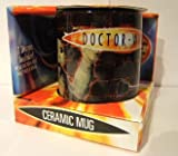 Doctor Who Ceramic Mug - Slitheen & Dalek