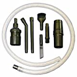 Home - Micro Vacuum Attachment Kit - 7 Piece