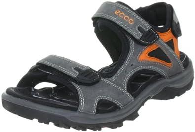 1c7fea00610dd9 (爱步)ECCO Men s Mojave Sandal 男士凉鞋 99.52 黑