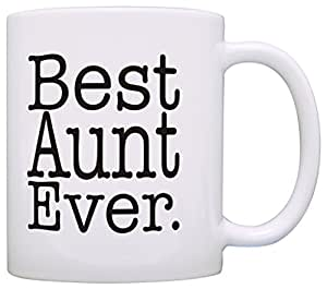 Amazon.com: Mother's Day Gift Best Aunt Ever Birthday Gift