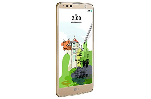 LG Stylus 2 Plus LGK530F Unlocked 16GB 5.7-Inch Phone - International Version (Gold) (Lg Plus compare prices)