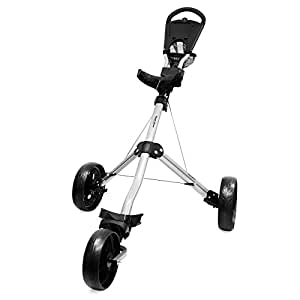 Tour Gear 3-Wheel Golf Push Cart