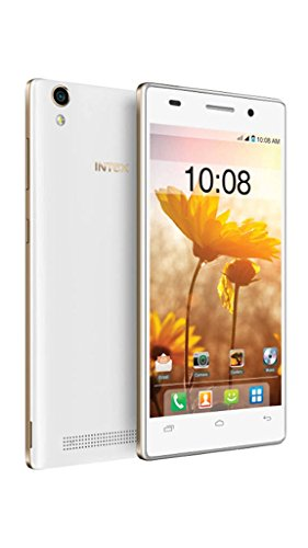 Kaira Brand Tempered glass Screen Protector for Intex Aqua Power Plus  available at amazon for Rs.159
