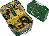Tool Box, mit zahlreichem Zubehör + Bohrmaschine Theo Klein