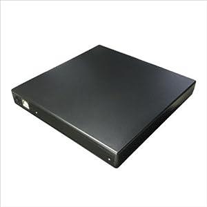 変換名人 スリムドライブ用ドライブケース USB2.0接続 [ SATA接続ドライブ専用 ] DC-SS/U2
