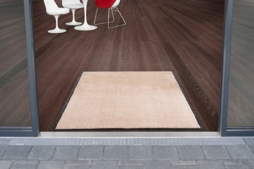 Joy Series Use & Wash Floor Mat - Beige - 103x180cm - 5 sizes available