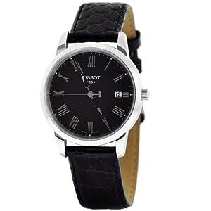 Tissot Men's T0334101605300 Classic Dream Strap Watch: Tissot: Watches