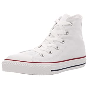 Converse Converse AS HI CAN weiß Gr. 27 015860_Blanc optical - Zapatillas de tela para niños, color blanco, talla 31