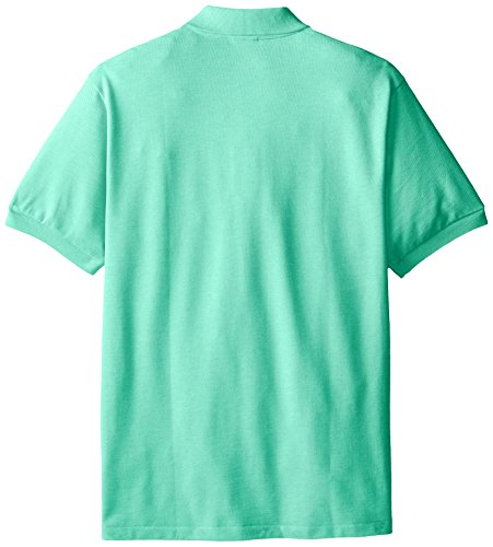 Lacoste鳄鱼 男士纯棉短袖Polo衫,多色可选图片