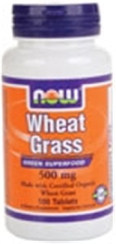 Wheat Grass 500 mg 100 Tabl