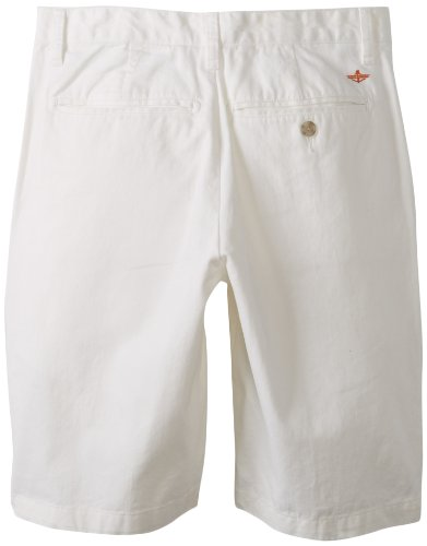 Dockers Men S Perfect Short D3 Classic Fit Pleated Short