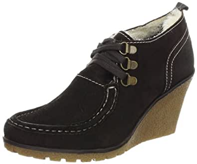 Skechers USA Women's Dandy Notable Ankle Boot,Chocolate,5 M US