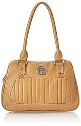 Fostelo Handbag (BEIGE) (FSB-212)