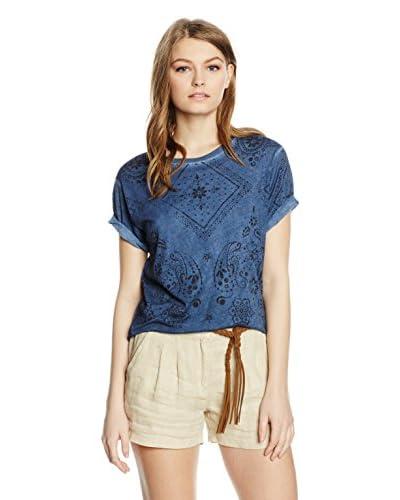 Pepe Jeans London T-Shirt Manica Corta Lynn [Blu Scuro]