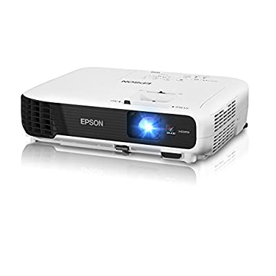 Epson VS240 SVGA 3LCD Home Theater Projector