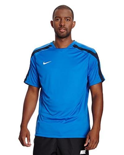 Nike Camiseta de Fútbol Training Cobalto