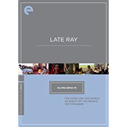 Eclipse Series 40 - Late Ray (Criterion Collection)
