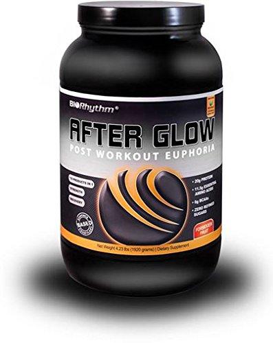 Afterglow BioRhythm - After Glow Post Workout Euphoria Forbidden Fruit - 2.12 lbs.