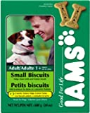 Iams Proactive Health Small Biscuits Adult Dog 24 Oz (Pack of 6)