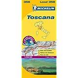 Carte LOCAL Toscane