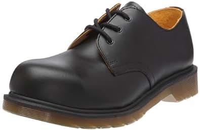 Dr Martens 1925 5400 Pw-Haircell, Chaussures de ville mixte adulte -  Noir, 46 EU (11 UK)