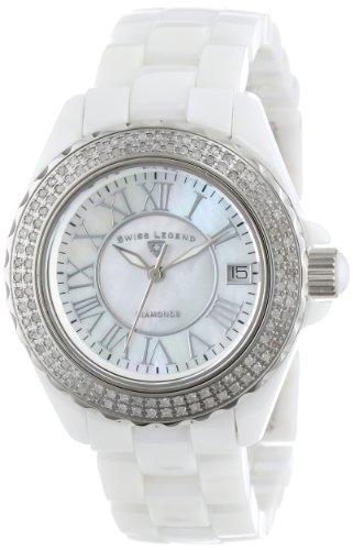 Swiss Legend Women's 20051-WWWSR Karamica Diamonds Collection Watch