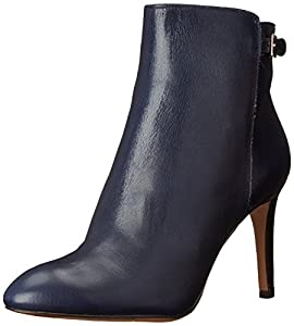 Nine West Women's Powerhour Boot,Navy,6 M US