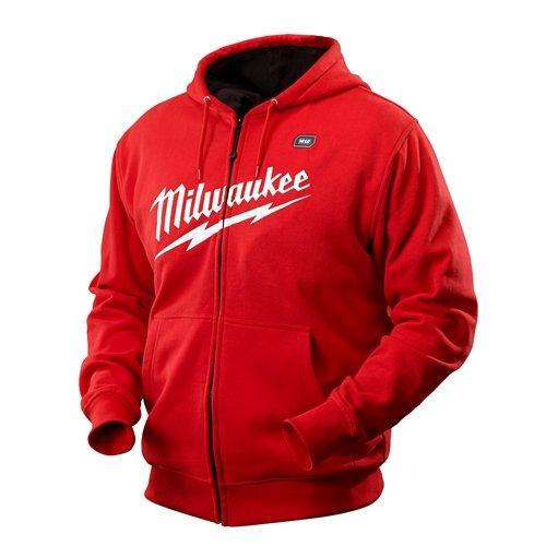 Milwaukee 2371-Xl M12 Cordless Red Heated Hoodie Kit - Xl