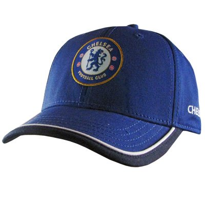 Official Chelsea FC Baseball Cap - A great gift / present for men, boys, sons, husbands, dads, boyfriends for Christmas, Birthdays, Fathers Day, Valentines Day, Anniversaries or just as a treat for and avid football fan