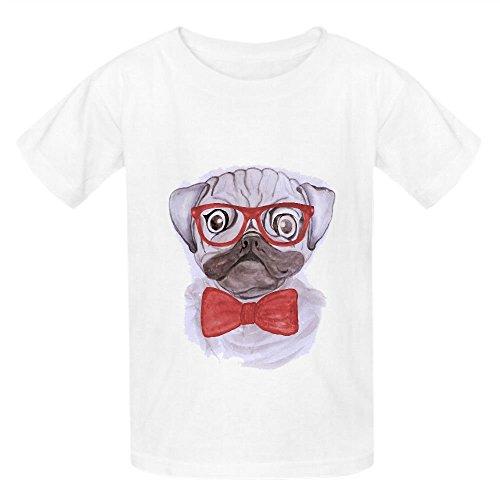 bathman-camiseta-ninos-blanco-blanco-xs