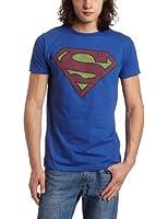 Bioworld Men's Superman Logo Tee