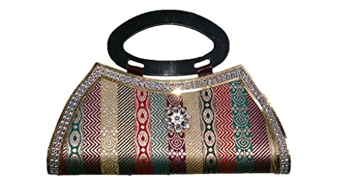 Fashion AGA Fashion Clutch (Multi-Color) (AA-11-D1360) (Multicolor)