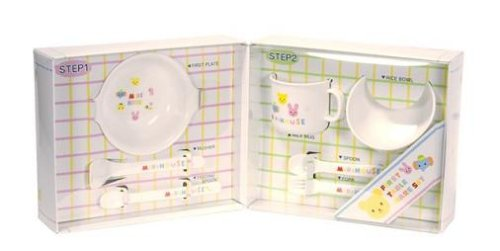 Miki First Mini Tableware Set 46-7052-505