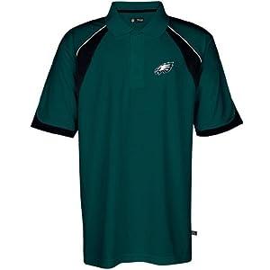 Philadelphia Eagles NFL Field Classic II Polo Shirt by VF