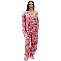 PajamaMania Footed Pajamas (Owl-Sml)