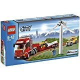 LEGO City Limited Edition Set #7747 Wind Turbine Transport