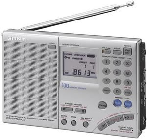 Multi-Band World Receiver Radio Multi-Band World Receiver Radio