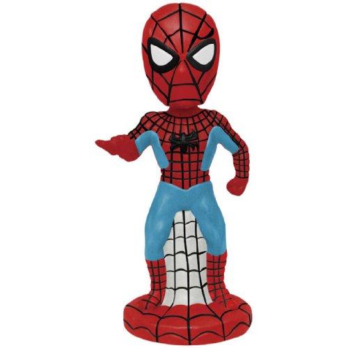 Westland Giftware Mini Bobble Figurine, 5-Inch, Marvel Comics Spider-Man