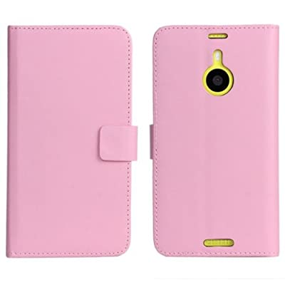 Lumia 1520 Case, iCoverCase Multicolor Flip PU Leather Case Wallet Stand Cover Phone Shell for Nokia Lumia 1520 from iCoverCase