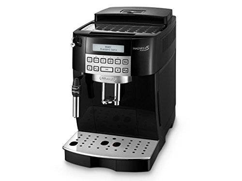 DeLonghi ECAM22320 Bean to Cup Super Fully Automatic Espresso Machine with Cappuccino System, Black (Black) (Delonghi Retro Toaster Oven compare prices)