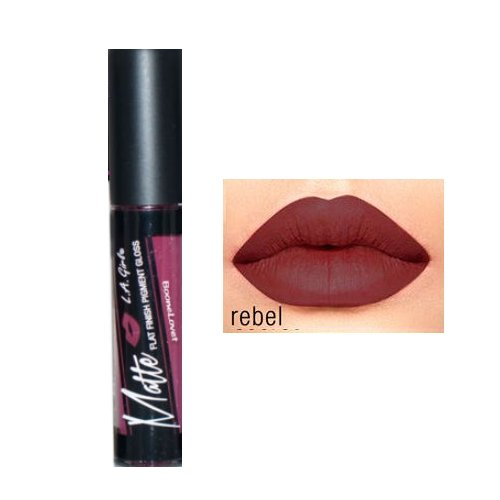 la-girl-matte-pigment-gloss-rebel