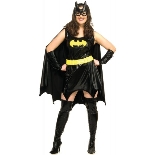 Batgirl Sexy - Adult X-Large Costume